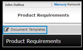Mercury Network User\'s Guide